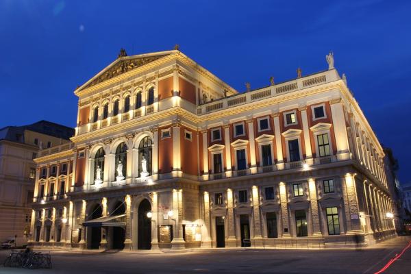 Musikverein Wien (Foto: geischlaeger0)